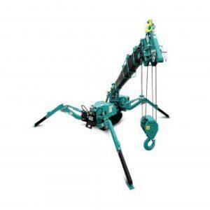 Mini grue araignée Maeda MC 285